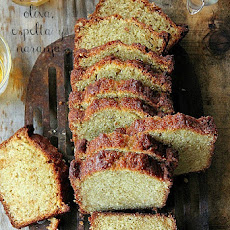 Olive Oil, Spelt and Orange Loaf Cake