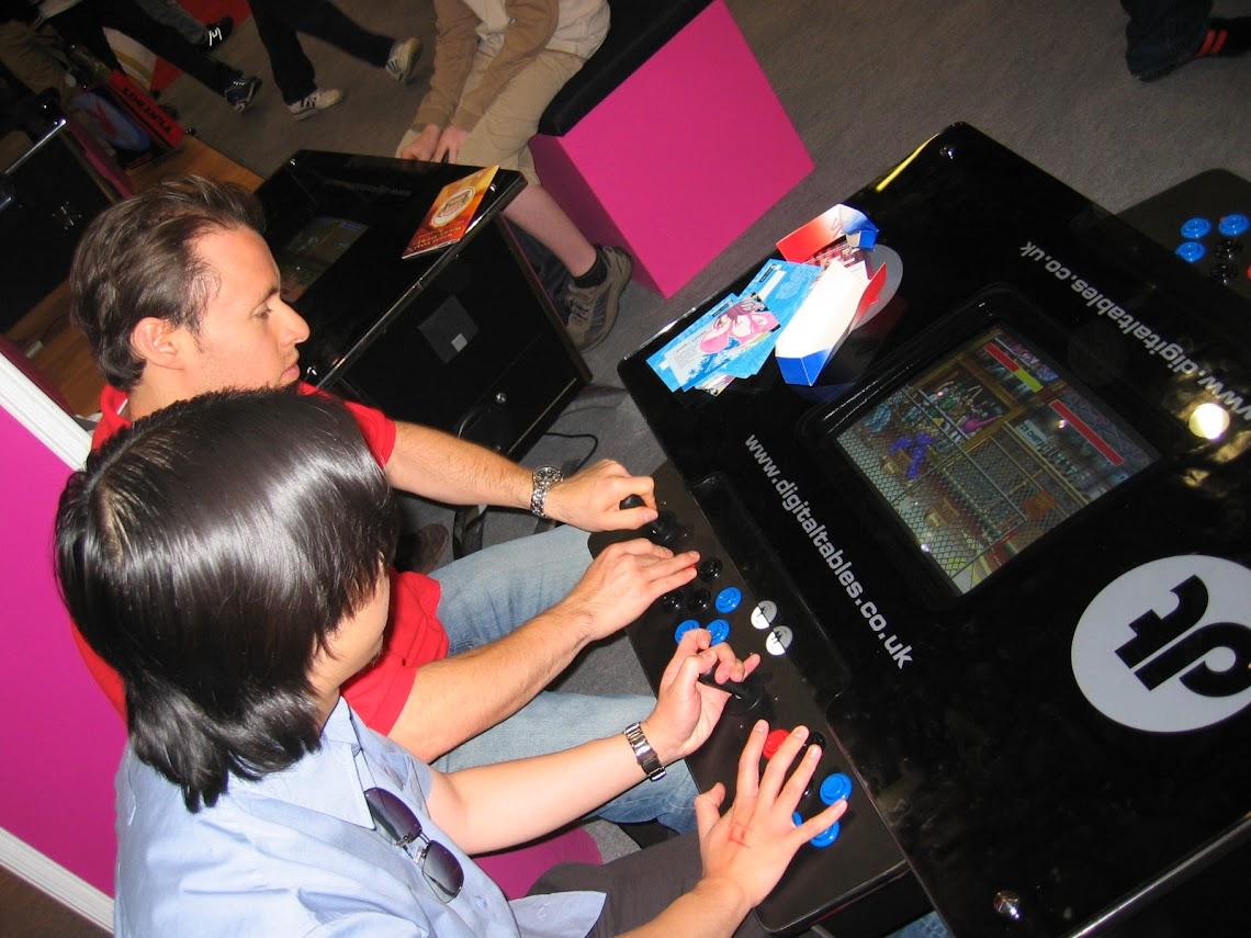 GSL 2004: Game Stars Live Photos
