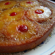 Old Fashioned Upside-Down Cake