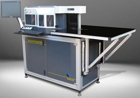 SDS Channel Bending Machines