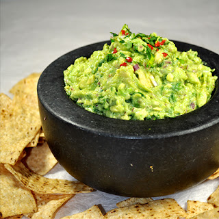 Best Ever Authentic Guacamole