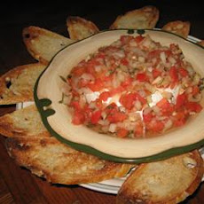 Hot Bruschetta Dip