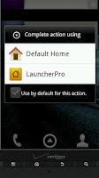Screenshot of Moto Home Fix