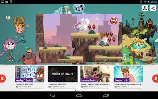 Screenshot of TFOU