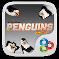 Madagascar Penguins GO Theme APK for Bluestacks