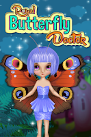 Screenshot of Become a Butterfly