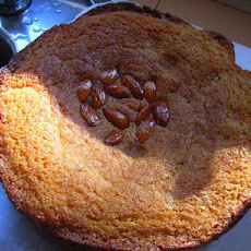 Harrissee (Arab Sweet Cake)