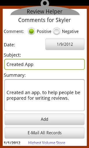 Review Helper Pro