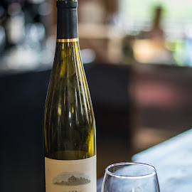 Ste Chappelle  by Givanni Mikel - Food & Drink Alcohol & Drinks ( cup, idaho, wine, vineyard, ste chappelle, bar )