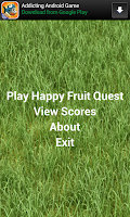Screenshot of Happy Fruit Quest