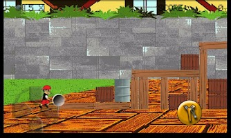 Screenshot of Kid Hero