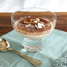 Cheesecake Tiramisu Protein Pudding