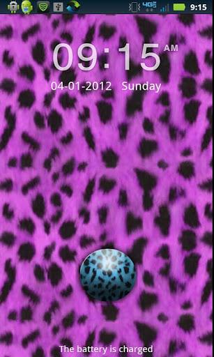 Pink Cheetah GO LOCKER