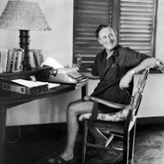 This Column Was Written From Ian Fleming's Desk At Jamaica's Golden Eye Resort
