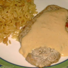 Pork Chops With Dijon Cream Sauce