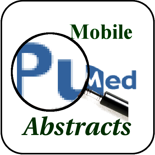 Mobile Abstracts-Search PubMed LOGO-APP點子