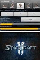 Screenshot of Starcraft Hotkey Trainer