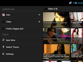 Screenshot of Anggita Sari