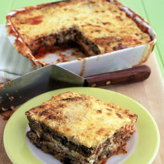 Baked Eggplant And Ricotta Cheese Recipes