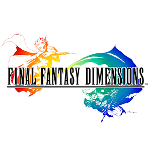 Cover art FINAL FANTASY DIMENSIONS