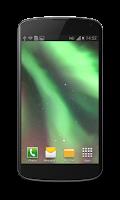 Screenshot of Aurora Free Video Wallpaper