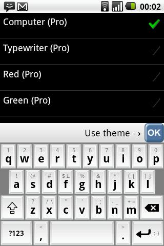 Flexpansion Keyboard FREE Screenshot 6