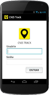 CNISTrack - screenshot