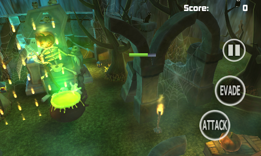 Ninja Ghost War - screenshot