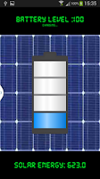 Screenshot of Solar Charger app for Android