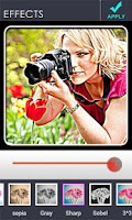Screenshot of Photo Editor By Pavan