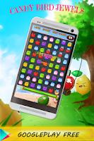 Screenshot of Candy Bird Jewels HD