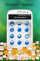 Screenshot of Stickers For WhatsApp , WeChat