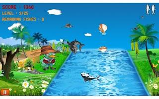 Screenshot of Fish Catcher