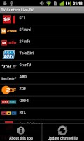 Screenshot of TV.Centerr Live-TV