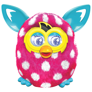 Cover art Find A Furby BOOM!