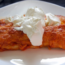 Cheater's Enchiladas