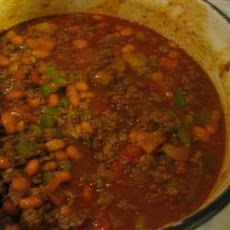 Josh's Four-Way Chili