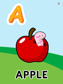 Learning Letters Puppy APK screenshot thumbnail 1