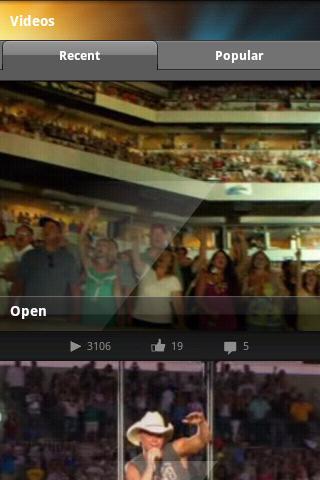 【免費音樂App】Kenny Chesney Live in Concert-APP點子