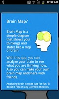 Screenshot of My Brain Map Free for Facebook