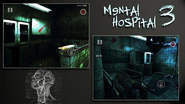 Mental Hospital III HD apk screenshot