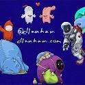 David Lanham Wallpaper App icon