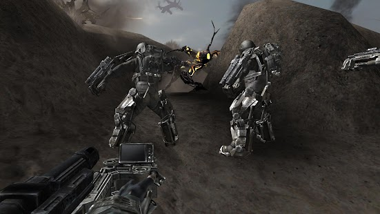 """Edge of Tomorrow""-Spiel Screenshot"