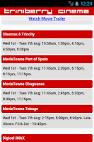 Screenshot of Trinidad & Tobago Cinema