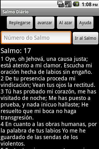 Salmo Diario Español