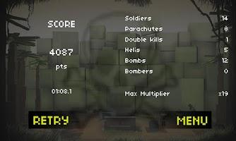 Screenshot of Parashoot Lite