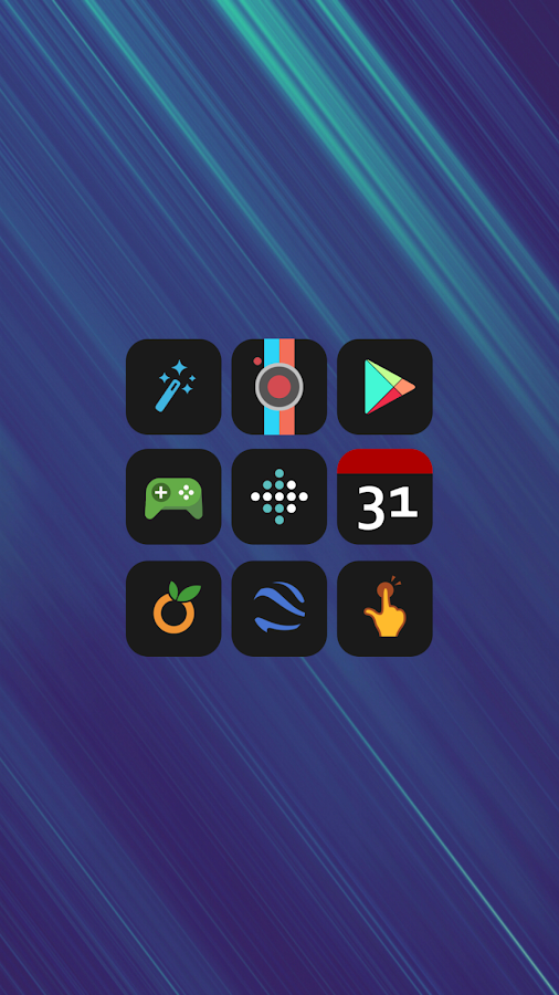 Mador - Icon Pack Screenshot 3