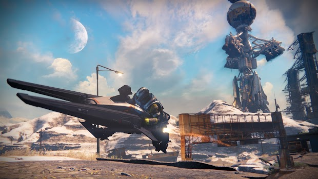 "Bungie solve's Destiny's ""That wizard came from the moon"" problem by removing the line"