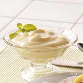 Old-Fashioned Vanilla Pudding