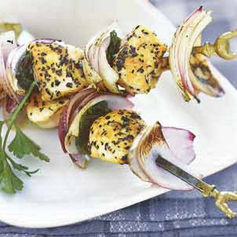 Roasted Stuffed Red Onions Recipe | Yummly